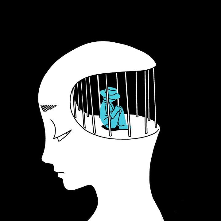 Więzień, Mózg, Niewola, Myślący, Ograniczenie, Mądrość