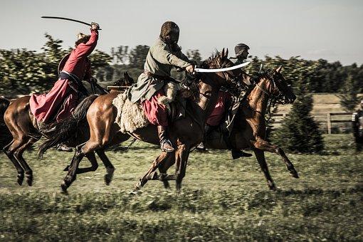 Warriors, Horse, War, Warhorse, History