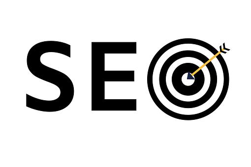 Seo, Target, Logo