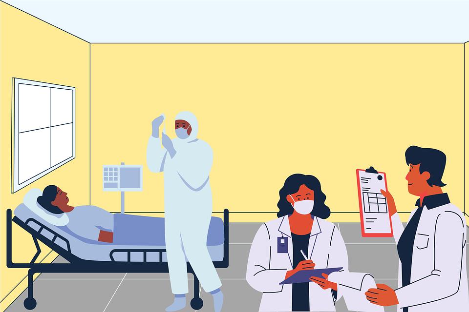 Hospital, Médico, Médica, De Salud, Enfermera, Medicina