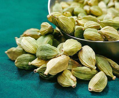 Cardamom, Spice, Masala, Chai, Spices