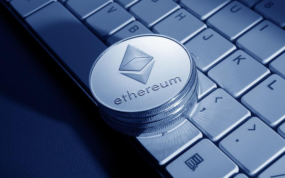 Ethereum, Bitcoin, Block Chain, Coins, Cryptocurrency