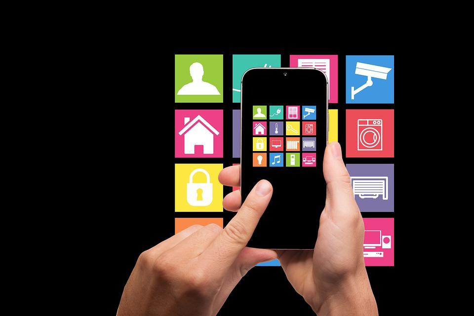 House, App, Technology, Smart Home, Multimedia