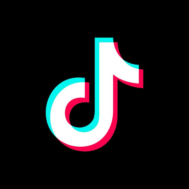 Tiktok, Tiktok Logo, Tiktok Icon, Logo, Application