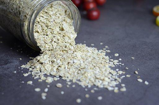 Oat, Grains, Food, Organic, Oatmeal