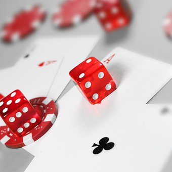 Chip, Cards, Dices, Casino, Betting