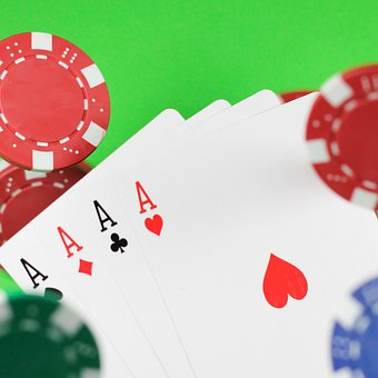 Chip, Cards, Card Game, Gamble, Casino