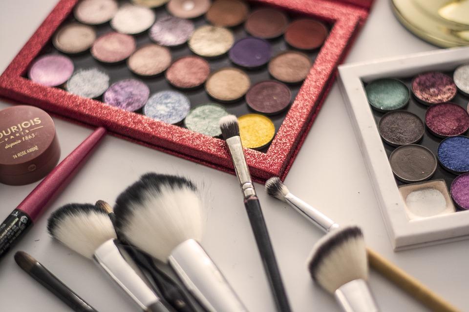 Cosmetics, Makeup, Brushes, Eyeshadow
