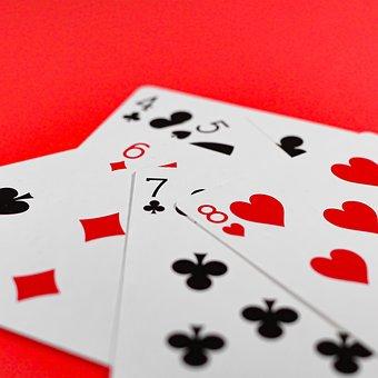 Playing Cards, Casino, Gamble, Gambling