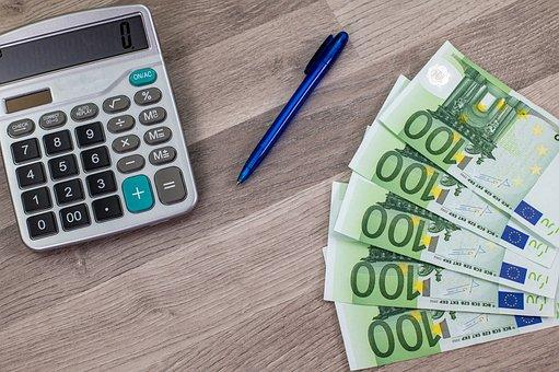 Business, Euro, Money, Banknote, Cash