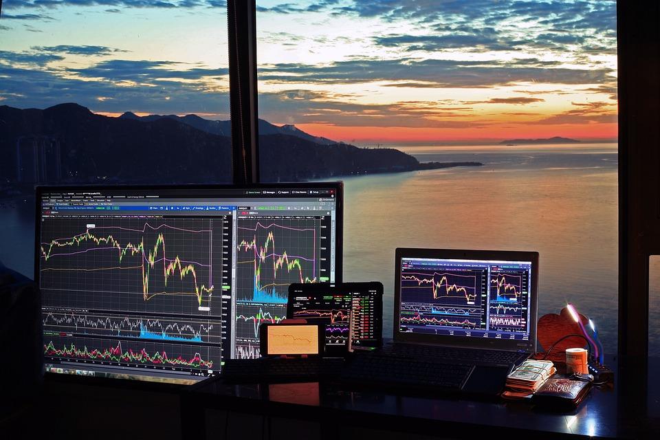 Stock Market, Trading, Stocks, Derivatives, Gains