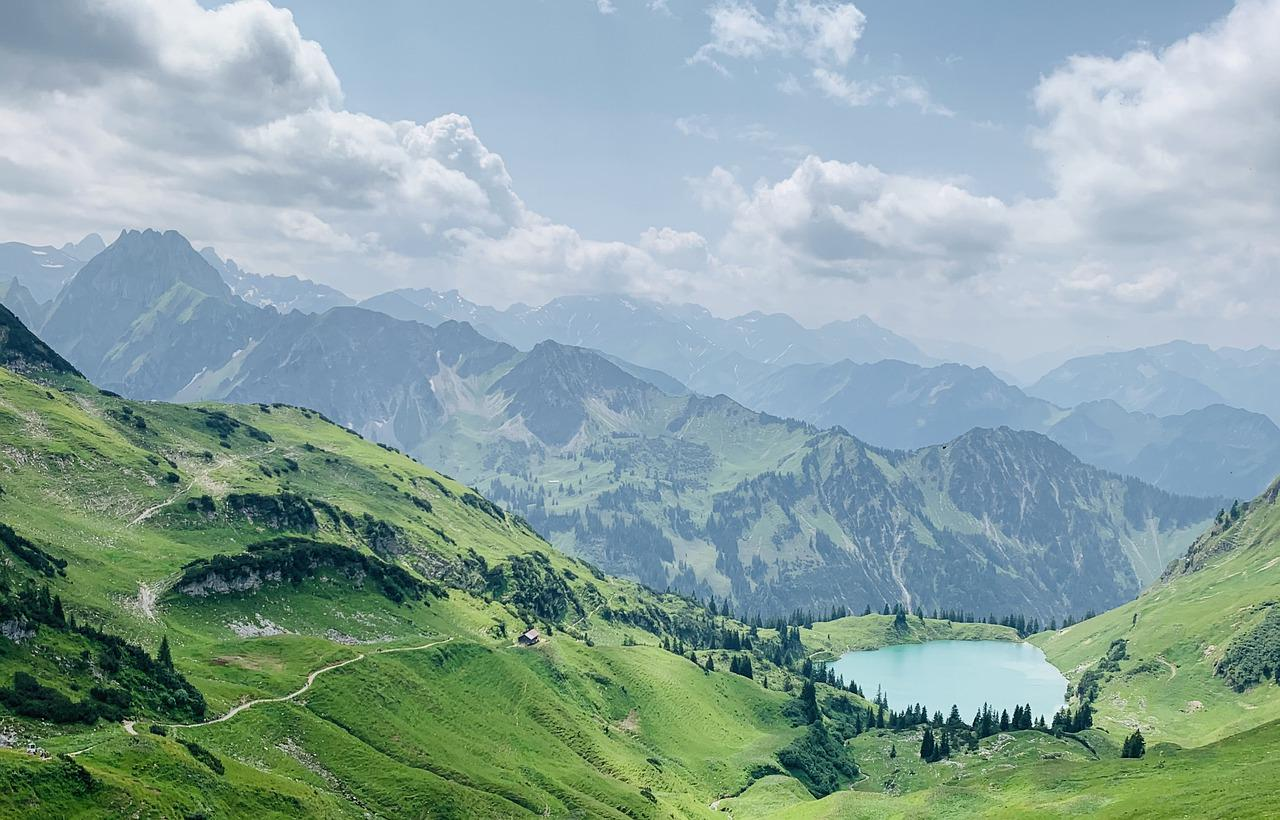 mountains, germany, nature #6531903 w salonie
