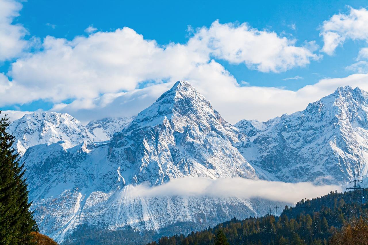 mountains, dolomites, alps #6540497 w salonie