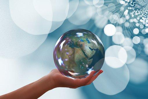 Earth, Globe, World, Global, Art, Travel