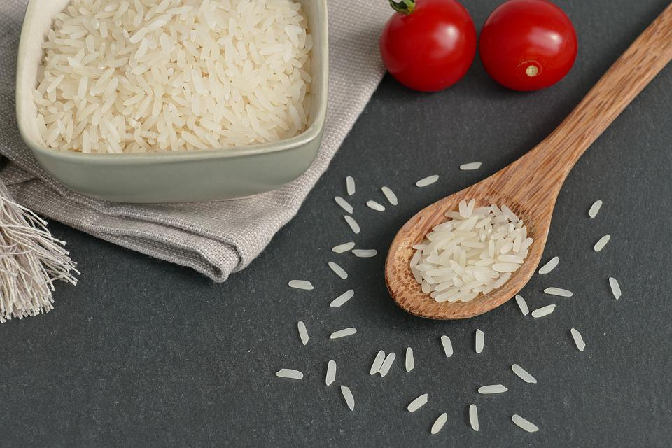 Рис Басмати, Рис, Рисовые Зерна, Еда, Питание, Зерно