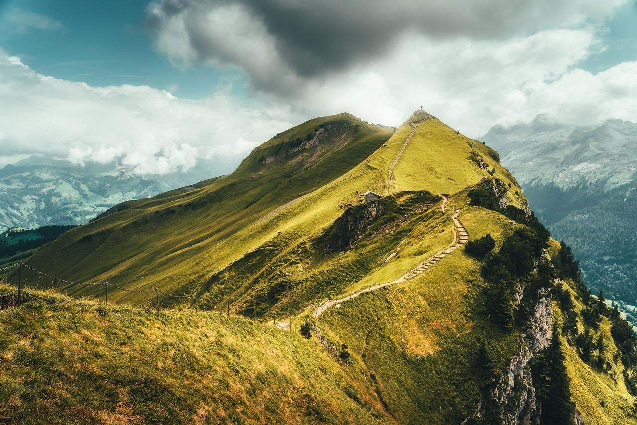 mountain, nature, alpine #6596074 w salonie