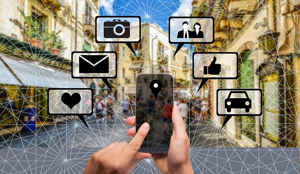 Communication, Smartphone, Cellphone