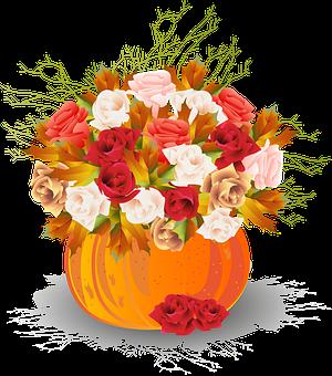 Kwiaty, Wazon, Róże, Dekoracja, Bukiet